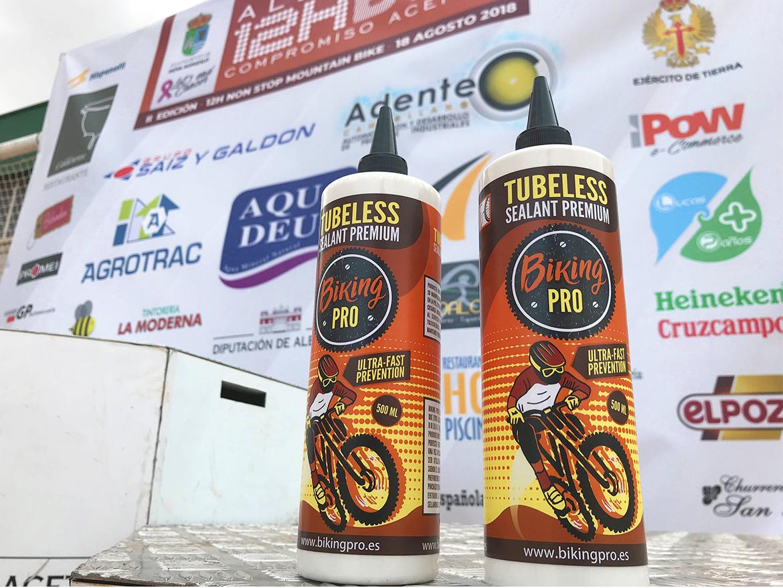 Biking Pro es mountain bike, es deporte, es carrera, es competición ... we love #mtb