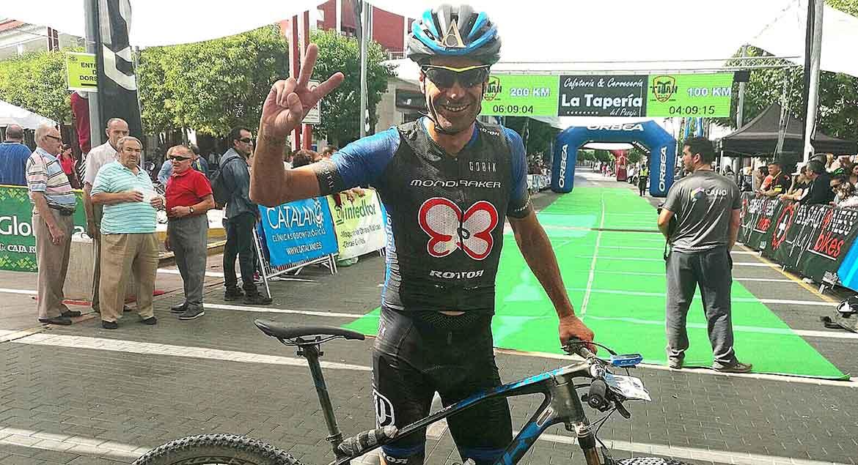 Juan José Simón, el increible embajador de Biking Pro Tubeless
