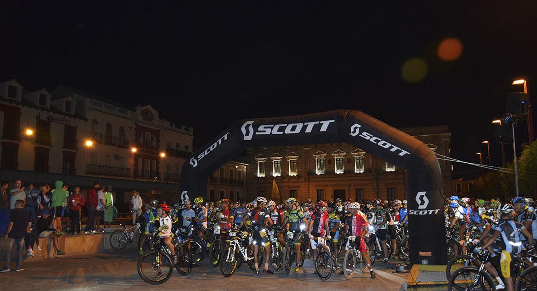 Recuerda revisar las luces de tu mountain bike