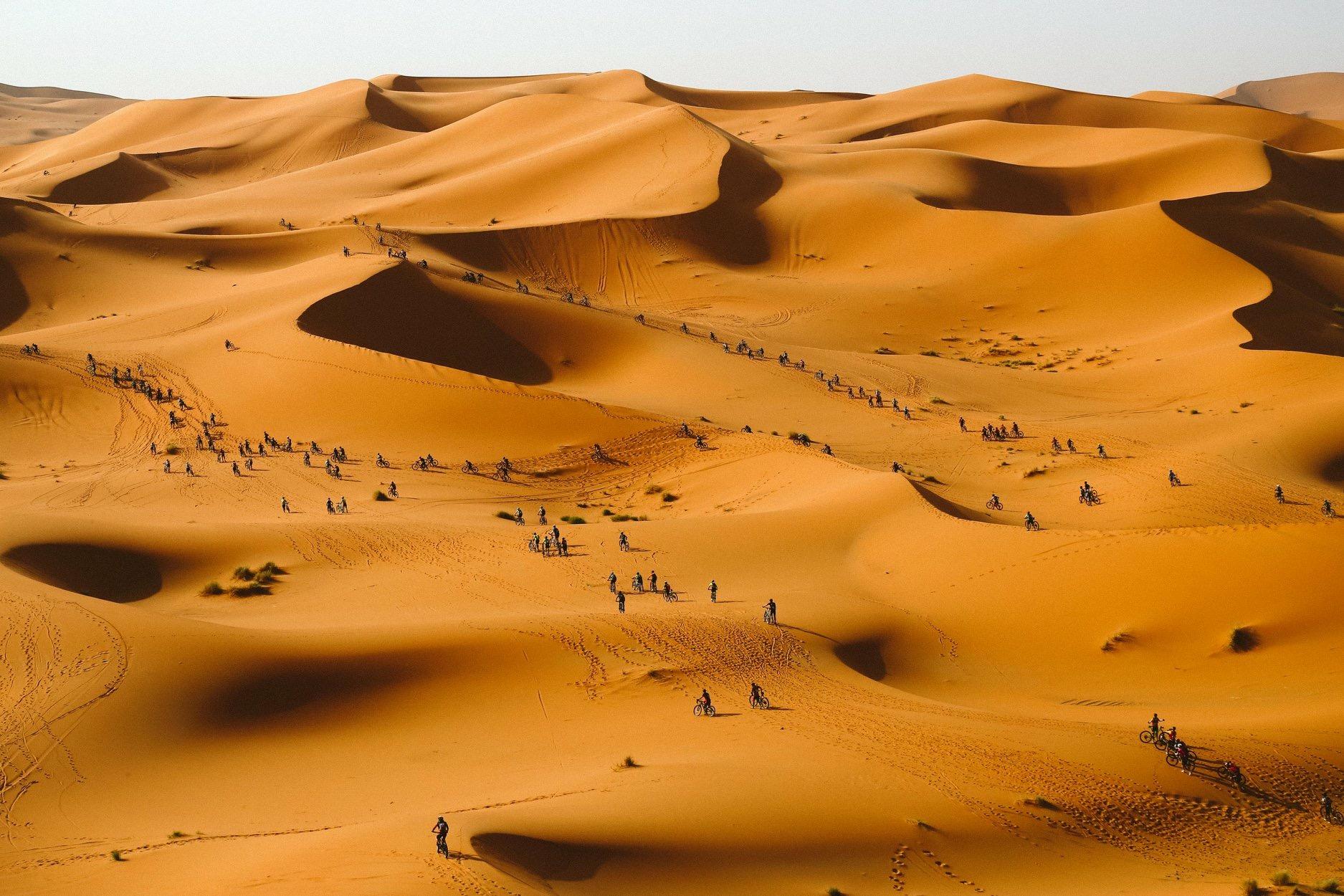 Titan Desert Erg Chebbi