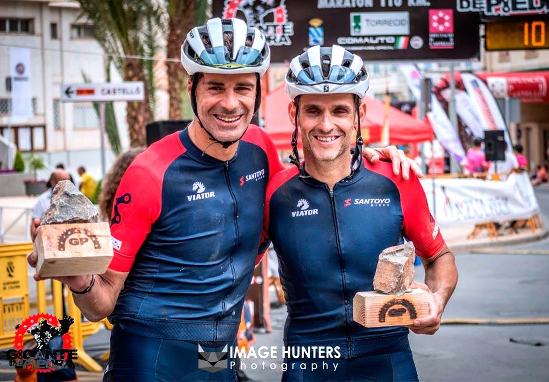 David Santoyo & Juan José Simón de Santoyo Bikes
